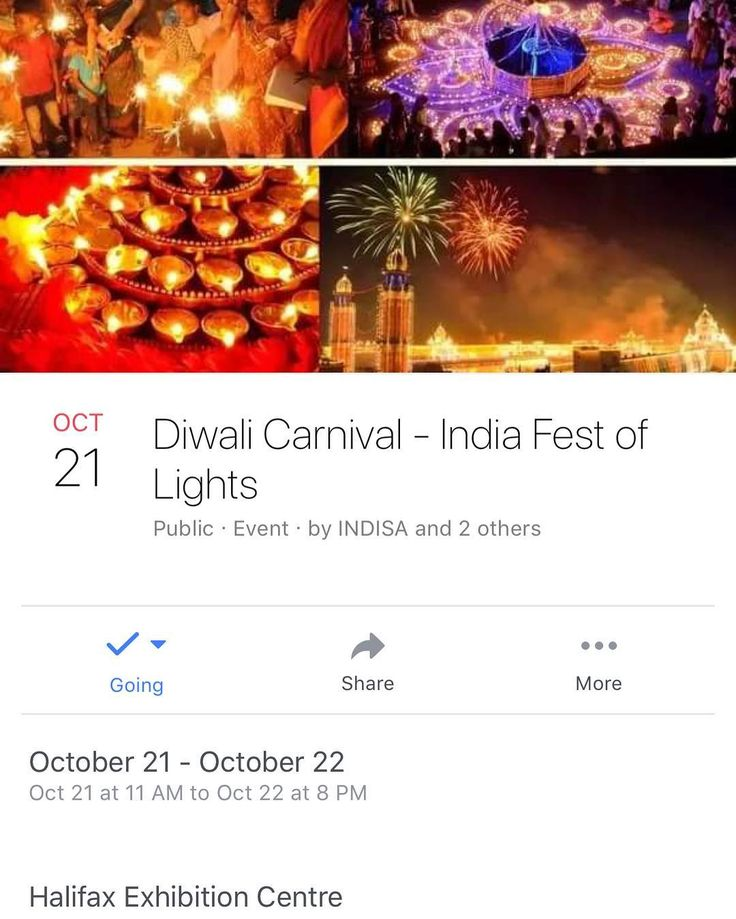 THIS WEEKEND at HEC Diwali is festival of lights in which people lighten up diyas [Oil Lamps]. We are going to celebrate this festival by putting up two days display of rich indian Culture Food Art Music Dances Henna Fashion and absolutely mind blowing fire works at Halifax Exhibition Centre. . The event will be on: Saturday October 21 2017 - 11am - 9pm Sunday October 22 2017 - 11am - 8pm . :: Fireworks Show :: October 21 at 9pm October 22 at 8pm . We are going to have Food Stalls Cultural…