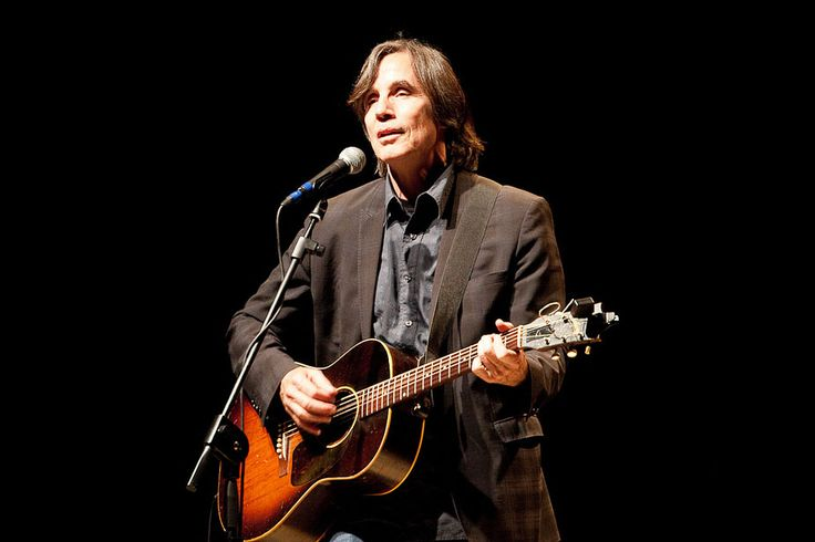 """Running into the Sun (But I'm Running Behind) -- Jackson Browne recorded """"Running on Empty"""" at Merriweather Post Pavilion"""