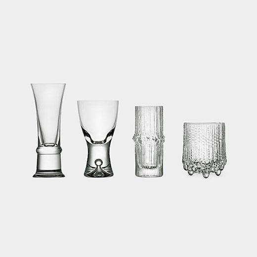 Cordial Glasses Set | MoMAstore.org These are kinda fun!