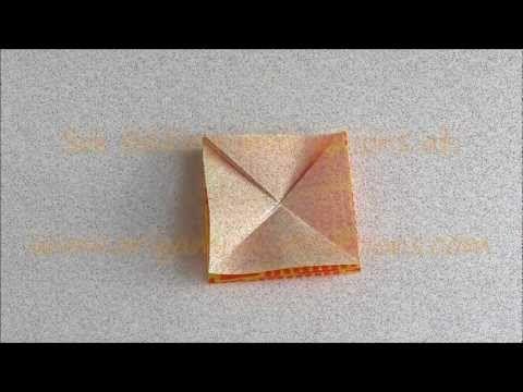 Origami Magic Box