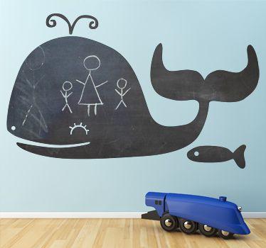 Pizarras infantiles de vinilo, para decorar y divertirse