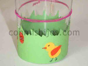 64 best vasos decorados para fiestas ocasiones especiales - Decoracion de cumpleanos para ninos ...