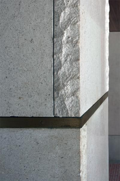 #architecture #details - Carlo Scarpa (1906-1978) | Olivetti Showroom | Piazza San Marco 101 - Old Magistrates - Venice