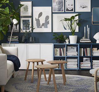 Les 25 meilleures id es de la cat gorie ikea eket sur pinterest d cor mural ikea tag res - Ikea le plus proche ...