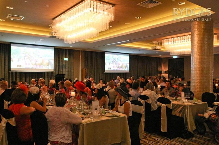 Podium | Rydges South Bank | Brisbane | Melbourne Cup Event