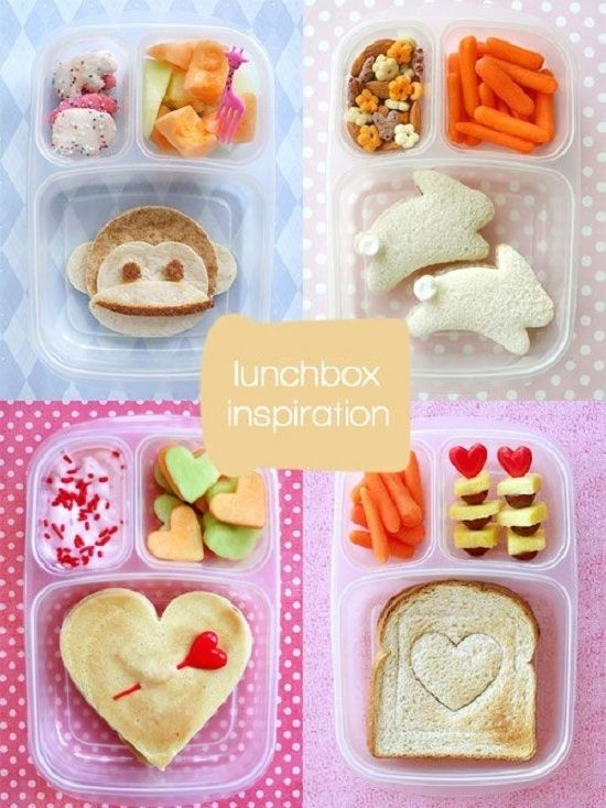 how to provide healthy snacks for kids
