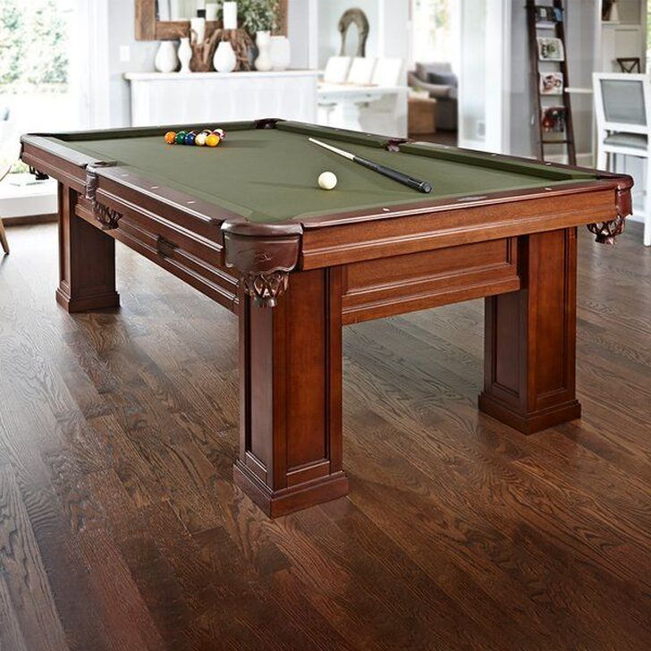44 Top Wood Line Pool Table Design Ideas That You Need To