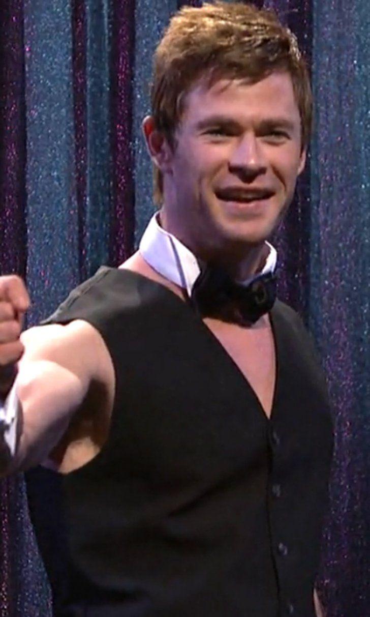 God Bless SNL for This Chris Hemsworth Stripper Sketch
