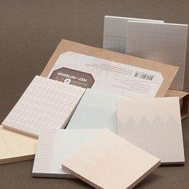 Paperways Sticky Notes Gluememo Octo 02  (8 Blocks)
