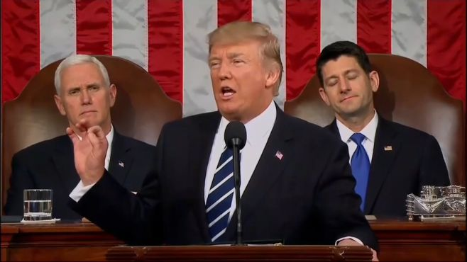 "Last nights incredible speech shows President Trump has found his footing. He showed he really can be up to the task of being everyone's President with his best speech yet. Story provided by Newsmax: Erick Erickson says President Donald Trump's speech to Congress Tuesday night shows he has finally ""found his footing"" and Americans should have ""every reason to feel reassured that things will be okay in the Age of Trump."" But the nation's 45th president has to kick his habit of using Twitter…"