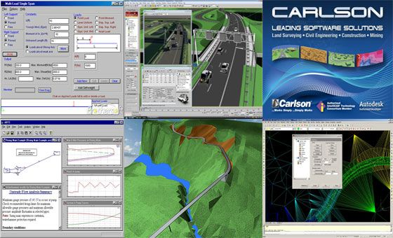 Download Civil Engineering Software Free: http://www.quantity-takeoff.com/free-download-civil-engineering-softwares.html