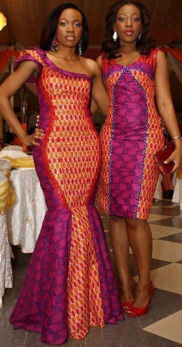 """Le Pagne Africain"""": Fierté de la Femme Africaine Elégante .                                                                                                                                                                                 Plus"""