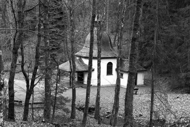 chapel by Jürgen Cordt