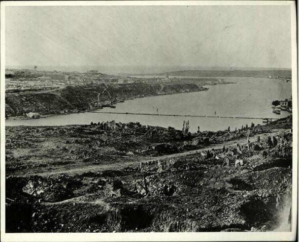 Scene during the Crimean War, 1850s. Crimea: Where War Photography Was Born | LIFE.com