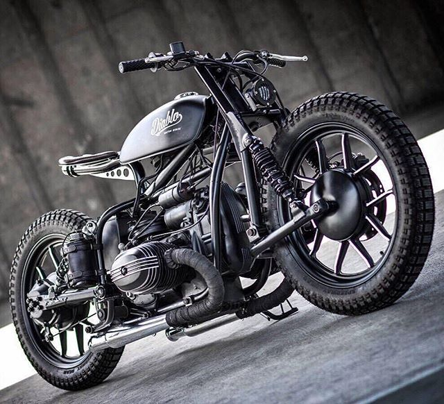 Scramblers & Trackers | Tag #scramblerstrackers | 'Diablo' BMW by @eakkspeed |Photo by #tracker #trackers #scrambler #scramblers See more on our profile or at www.facebook.com/scramblerstrackers