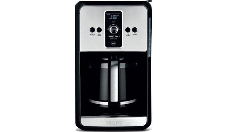 KRUPS 5 Cup Coffee Maker