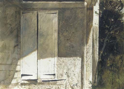 Andrew Wyeth, The Studio