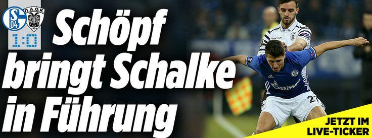 Europa League: Schalke - Paok http://sport.bild.de/fussball/europa-league/ma8349711/fc-schalke-04_paok-saloniki/direkter-vergleich/