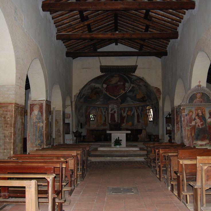 Pieve di San Pietro a Volpedo (AL) - Info su storia, arte, liturgia e devozione sul sito web del progetto #cittaecattedrali