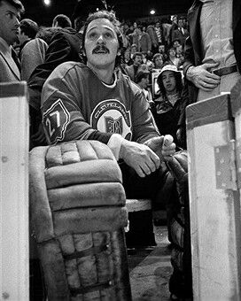 Gilles Meloche | Cleveland Barons | NHL | Hockey