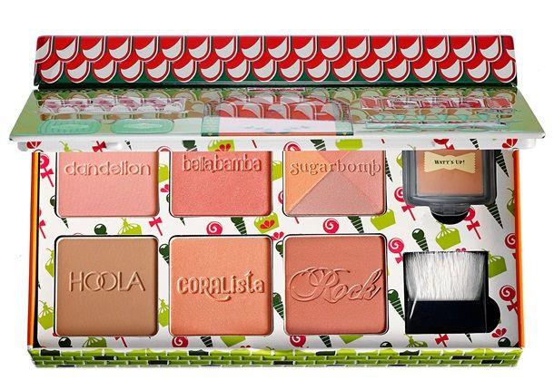 Benefit Cheeky Sweet Spot Box O' Powder Palette