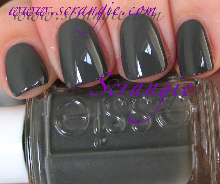 Power Clutch - Scrangie: Essie Fall 2011 Nail Polish Collection Swatches and Review
