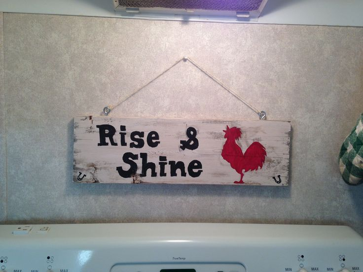 Kitchen wall hanging