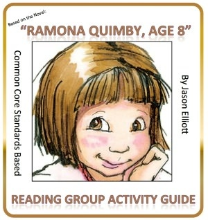 Printables Ramona Quimby Age 8 Worksheets 1000 ideas about ramona quimby on pinterest beverly cleary age 8 reading activity guide