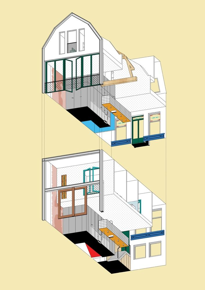 Gallery of Matryoshka House / Shift Architecture Urbanism - 17