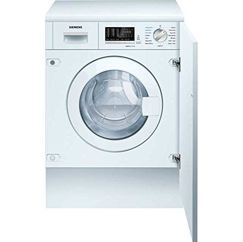 Other Siemens IQ-500 WK14D541GB Integrated 7Kg / 4Kg Washer Dryer with 1400 rpm. Great For Medium-Sized Ho The Siemens WK14D541GB Washer Dryer comes in a stylish white colour. The WK14D541GB has a B energy rating. The WK14D541GB has been rated with a A rating for wash performa (Barcode EAN = 0756843240959) http://www.comparestoreprices.co.uk/december-2016-6/other-siemens-iq-500-wk14d541gb-integrated-7kg--4kg-washer-dryer-with-1400-rpm-great-for-medium-sized-ho.asp
