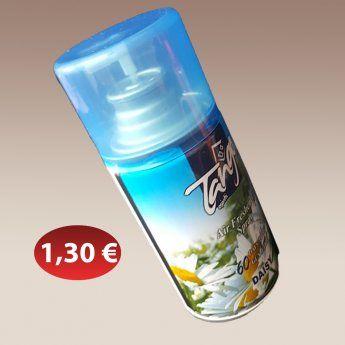 Αρωματικό σπρέι για συσκευή σε διάφορες οσμές 1,30 €-Ευρω