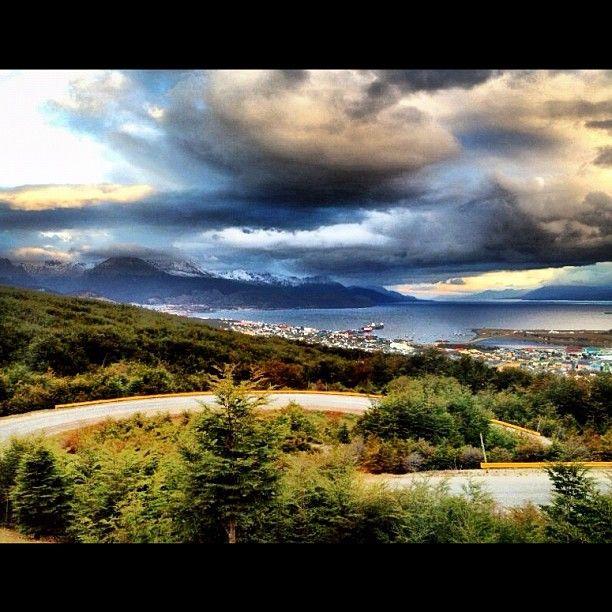 Ushuaia em Tierra del Fuego, Antártida e Islas del Atlántico Sur