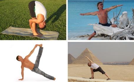 Ten amazing beginner yoga classes with Davy Bayuk at Coco Yoga.
