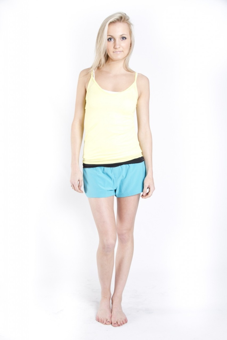 Style Trend Clothiers - Roxy Make it Up Tank in Acid Yellow, $22.00 (http://www.styletrendclothiers.com/roxy-45674/)