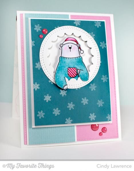 Warm Wishes by One Happy Stamper - Cards and Paper Crafts at Splitcoaststampers