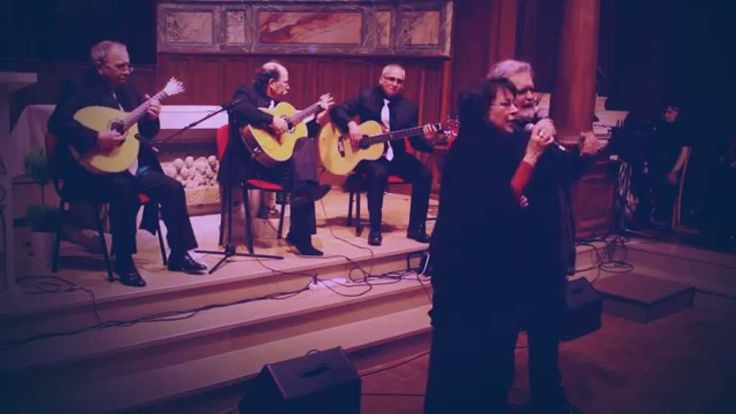 "Alves de Oliveira/ Maria José Henriques - ""À meia noite ao luar"" - Festi..."
