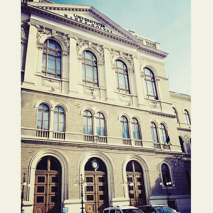 Babes - Bolyai University Cluj Napoca,Romania