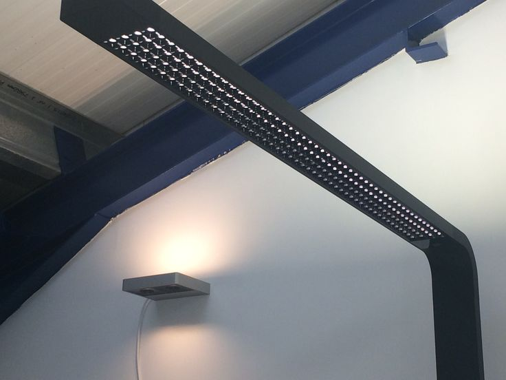 Spectacular Tobias Grau us XT A Floor and XT A Wall fitting taking pride of place