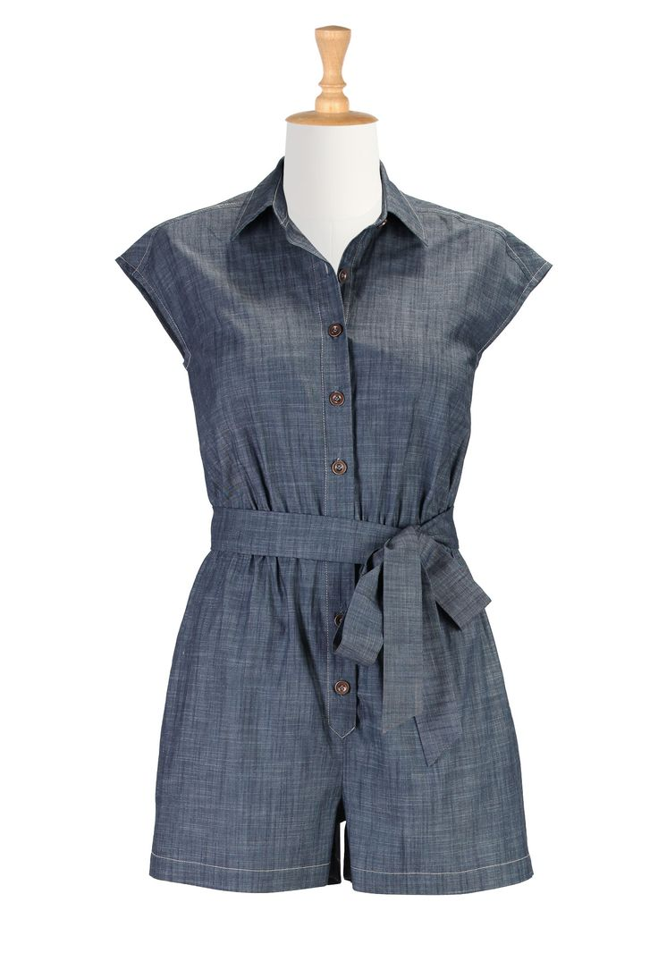 1940s Amp 1950s Style Vintage Rompers And Retro Playsuits