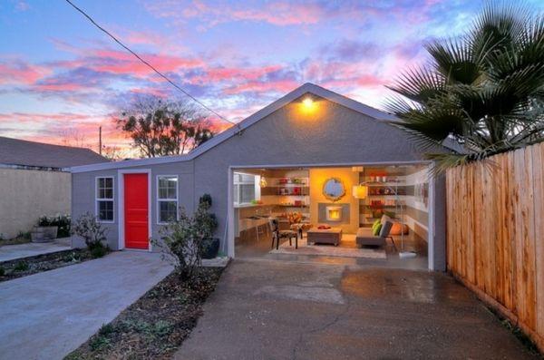 Einzigartige Ideen zum Umbau einer Garage für mehr Wohnraum