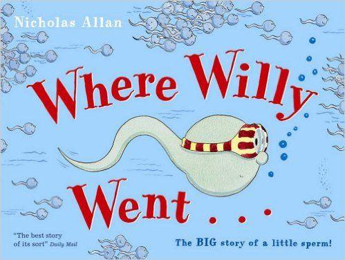 Where Willy Went: Amazon.co.uk: Nicholas Allan: 9780099456483: Books