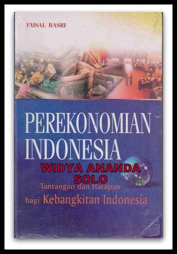 Perekonomian Indonesia  oleh Faisal     Format:Soft Cover  ISBN13:84759  Bahasa:Indonesia  Penerbit:Erlangga  Lebar Buku : 15.7 cm Tinggi Buku : 24 cm Tebal Buku : 392 hlm Berat Buku : 541.6 Gram