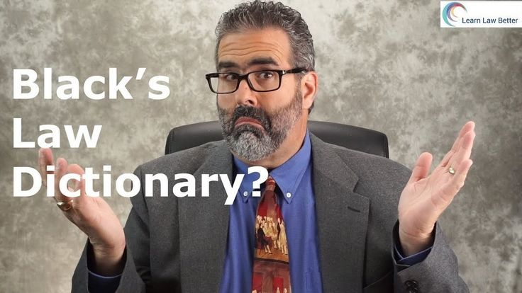 Many students hear conflicting information on whether to purchase a legal dictionary. In this episode I provide you with my recommendation on the subject. For more advice on how to succeed in law school, connect with me at   https://facebook.com/LearnLawBetter and https://youtube.com/LearnLawBetter