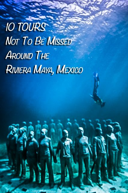 """""""10 Tours not to be missed around the Riviera Maya""""... You can't beat the #RivieraMaya, as a fun holiday destination. It is one of the most visited places in the world, and I assure you, you will have a blast! http://hereandtherewithoutacare.com/ten-tours-missed-riviera-maya/ #BoutiqueTravel #MexicoBoutiqueTravel"""