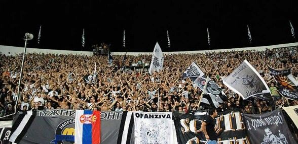 PAOK - Partizan | Forever Together
