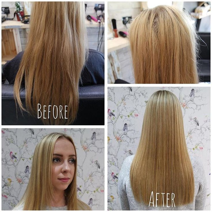 Before & After comparison images.  Book online @ www.sdhair.co.uk, or call the salon on 01179 502 402.