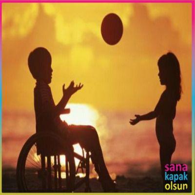 Hayatı paylaşmak için engel yok... 10-16 Mayıs Engelliler Haftası Kutlu Olsun.  www.sanakapakolsun.com
