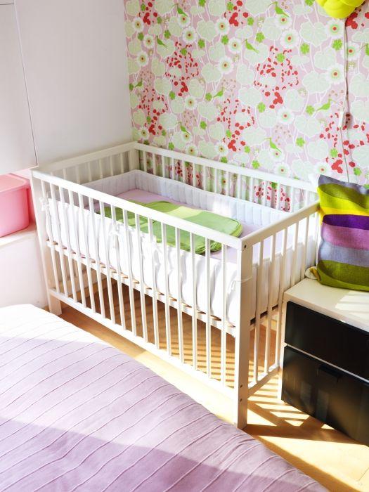 Dit GULLIVER ledikant past in elke babykamer.