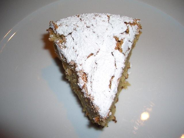 almond cake withour flour