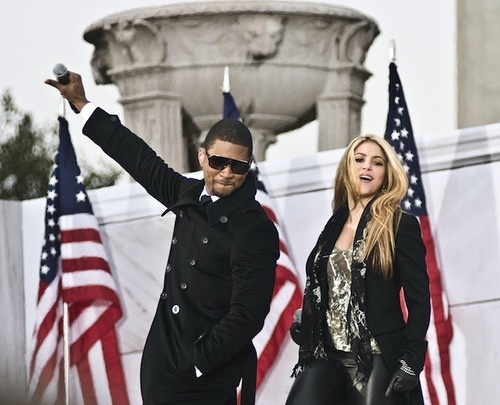Shakira e Usher entrarão na próxima temporada do The Voice EUA